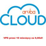 ARUBA CLOUD – Testuj VPS przez 10 miesięcy za prawdziwe 0zł.